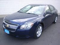 EPA 33 MPG Hwy/22 MPG City! LS w/1LS trim. CD Player,