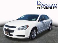 Exterior Color: summit white, Body: LS 4dr Sedan,