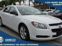 2011 Chevrolet Malibu, *Carfax Accident Free*, All