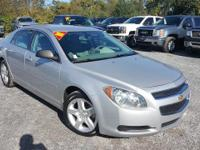 2011 Chevrolet Malibu LS. Serving the Greencastle,
