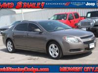 Recent Arrival!  **LOCAL TRADE**, Malibu LS, 4D Sedan,