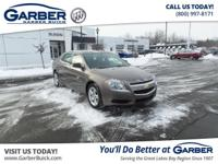 2011 Chevrolet Malibu LS! Featuring a 2.4L 4 cyls and