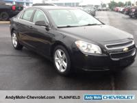 Chevrolet Malibu  Clean CARFAX. Odometer is 14080 miles