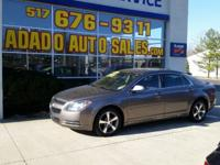 Options:  2011 Chevrolet Malibu Visit Adado Auto Sales