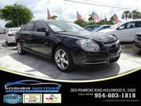 Options:  2011 Chevrolet Malibu Lt 4Dr Sedan