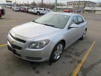 Talk about history - The 2011 Chevrolet Malibu is part