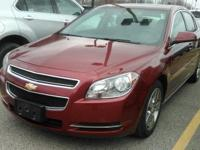 This 2011 Chevy Malibu has full power accessories, a