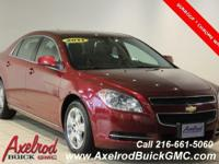 ** CHEVROLET MALIBU LT (2LT PACKAGE), SUNROOF, ECOTEC