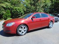 Our Carfax One Owner, 2011 Chevrolet Malibu remains one