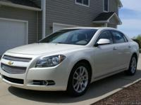 2011 Chevrolet Malibu LTZ.  Priced below NADA