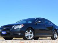 2011 Chevrolet Malibu with a 2.4 L 4 cyls Automatic