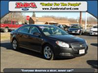 2011 CHEVROLET MALIBU SEDAN 4 DOOR LT with 1LT Our