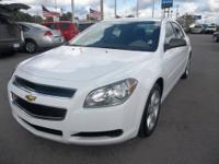 Great Looking Malibu w/4cyl Engine, so expect great