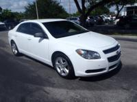 2011 Chevrolet Malibu Sedan LS w/1LS Our Location is: