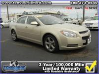 Must see this 2011 Chevrolet Malibu LT!!! This one