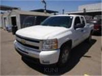 Silverado 1500 LT, GM Certified, 6-Speed Automatic, and