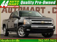 ***CREW CAB***4X4***LT PACKAGE***5.3L V8***20 INCH