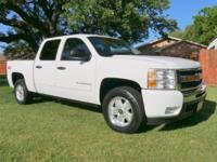 Immaculate Z71 Crew Cab! AMP Research Power Running