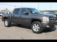 Z71 APPERANCE PACKAGE!!! COLOR KEYED BUMPERS AND