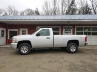 Come see this 2011 Chevrolet Silverado 1500 Work Truck.