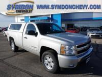 New Price! 2011 Chevrolet Silverado 1500LT Sheer Silver