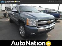 This 4WD-equipped Chevrolet manages any condition on-