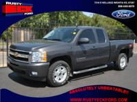 Our 2011 Silverado 1500 LTZ is the Top of the Line!