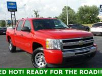 2011 Chevy Silverado 1500 Crew Cab V8.  1 owner local