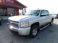 Options:  2011 Chevrolet Silverado 1500 Our 4X4 2011