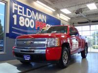 2011 Chevrolet Silverado 1500 LS 4-Speed Automatic with