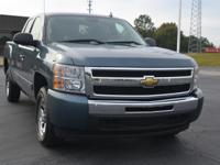 Exterior Color: blue, Body: Extended Cab Pickup,