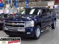 2011+Chevrolet+Silverado+1500+LT+In+Imperial+Blue+Metal