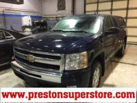 Options:  2011 Chevrolet Silverado 1500 Lt|Blue|*Great