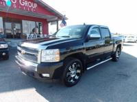 Options:  2011 Chevrolet Silverado 1500 Our 2011