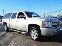 CLEAN CARFAX, PA DRIVEN VEHICLE, 4 WHEEL DRIVE, Z71 OFF