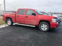 2011 Chevrolet Silverado 1500 LT Victory Red Bought