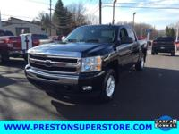Options:  2011 Chevrolet Silverado 1500 Lt|Black|*Just