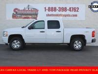 Options:  2011 Chevrolet Silverado 1500