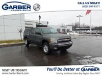 Introducing the 2011 Chevrolet Silverado 1500 LT!