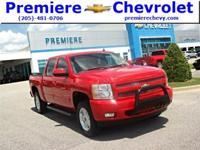 Options:  2011 Chevrolet Silverado 1500 Lt|Red/|V8 5.3L