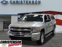 2011+Chevrolet+Silverado+1500+LT+In+Sheer+Silver+Metall