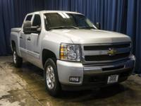 Clean Carfax Two Owner 4x4 Truck with Tonneau Cover!