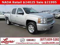 Recent Trade! LT 5.3 V8 Crew Cab 4x4. Z71, Towing