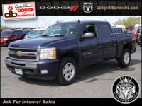Options:  2011 Chevrolet Silverado 1500 4Wd Crew Cab