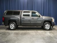 Two Owner 4x4 Truck with Canopy!  Options:  Am/Fm