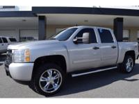 Options:  2011 Chevrolet Silverado 1500