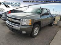 This 2011 Chevrolet Silverado 1500 LT is offered to you