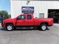 Z71 Package! Tow Package with Trailer Brake! Our 2011
