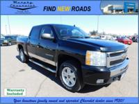 This 2011 Chevrolet Silverado 1500 LT is complete with