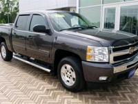 2011 Chevrolet Silverado 1500 LT in Taupe Gray
